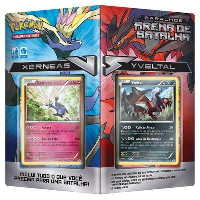 Jogo-Pokemon---Box-Arena-de-Batalha-XY---Copag