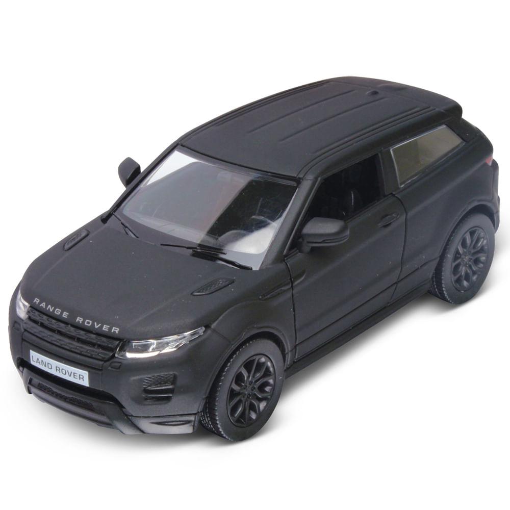 Carrinho Super Marcas Black - Ranger Rover - Evoque - DTC