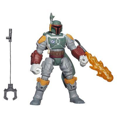 Boneco-Hero-Mashers-Deluxe---Star-Wars---Episodio-VII---Boba-Fett---Hasbro