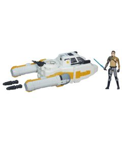 Veiculo-Classe-I---Deluxe---Star-Wars---Episodio-VII---Wing-Scout-Bomber---Hasbro