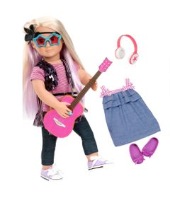 boneca-our-generation-rock-star-candide