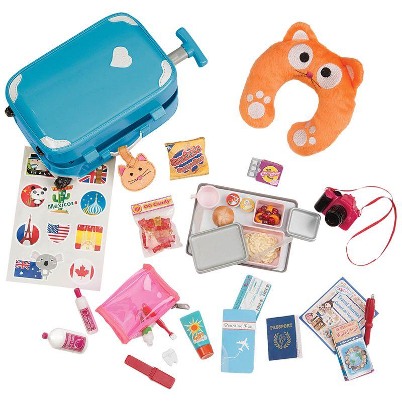 7e73b0179 Kit de Viagem - Our Generation - Ri Happy Brinquedos