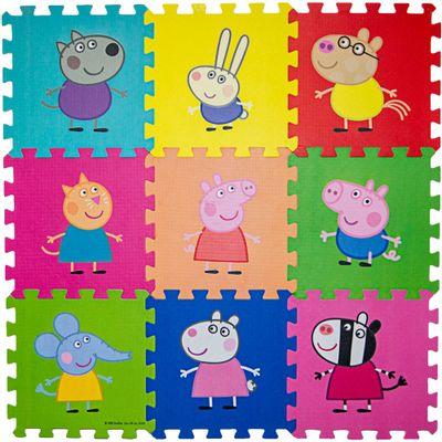 Tapete-Infantil---Peppa-Pig---BBR