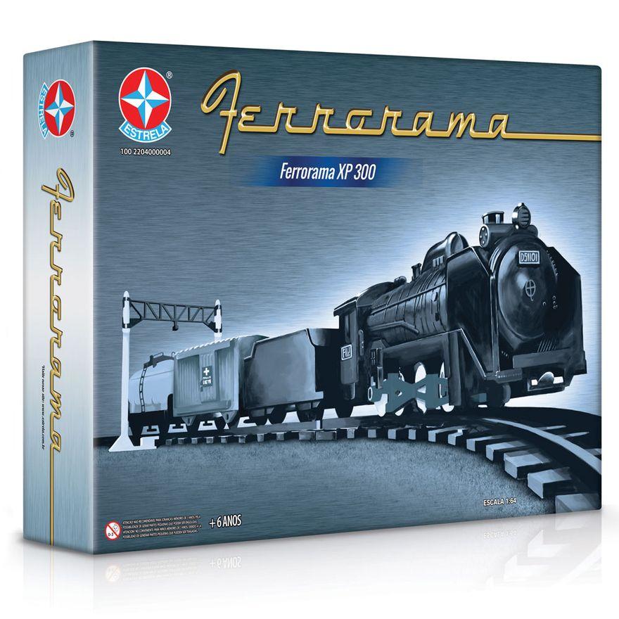Ferrorama---XP300---Estrela