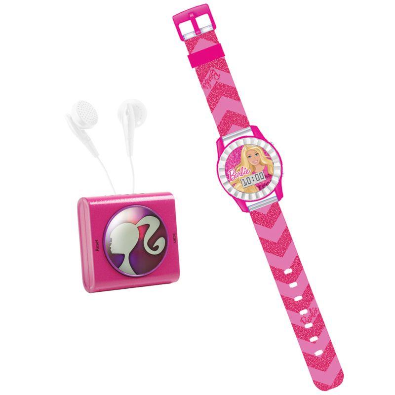3006bcb958a Conjunto Barbie Fashion - Rádio e Relógio - Candide - Ri Happy Brinquedos