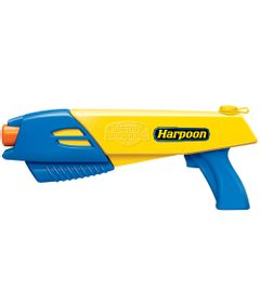 lancador-de-agua-buzz-bee-harpoon-amarelo-new-toys