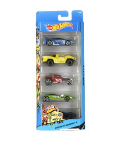 carrinhos-hot-wheels-pacote-com-5-carros-origin-of-awsome-5-mattel
