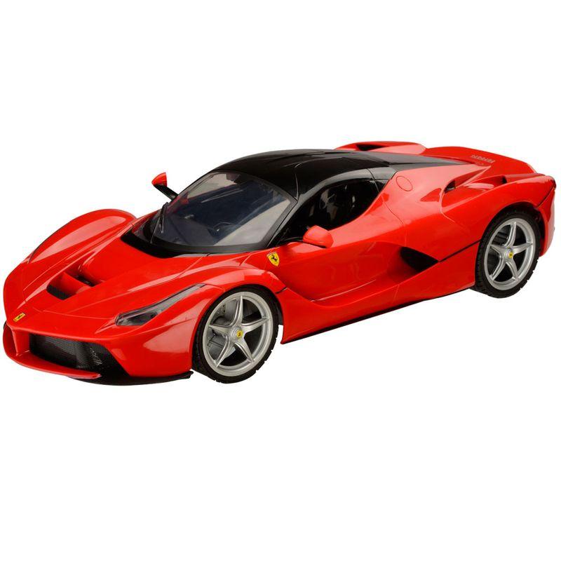 2568248a27 Carro de Controle Remoto - Ferrari La Ferrari - 1-12 - Multikids - Ri Happy  Brinquedos