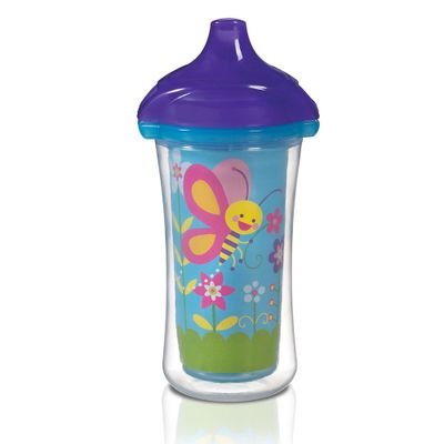 Copo-Termico-Grande---Sippy-Azul---Borboleta---Munchkin