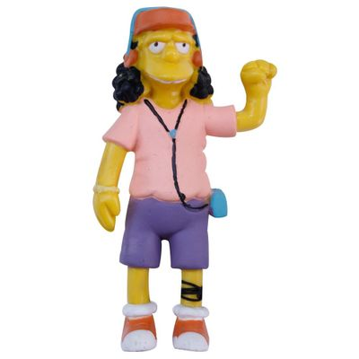 Figura os Simpsons 5 Cm Otto Multikids