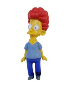Mini-Figura---Os-Simpsons---5-cm---Rod-Flanders---Multikids