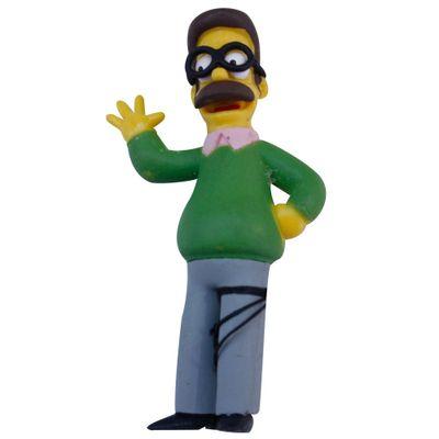 Mini-Figura---Os-Simpsons---5-cm---Ned-Flanders---Multikids