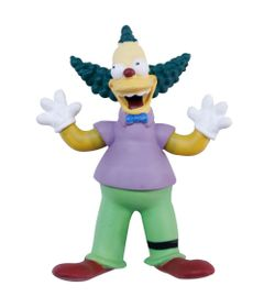 Mini-Figura---Os-Simpsons---5-cm---Krusty---Multikids