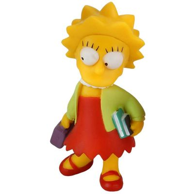 Mini-Figura---Os-Simpsons---5-cm---Lisa---Multikids