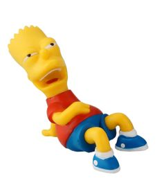 Mini-Figura---Os-Simpsons---5-cm---Bart---Multikids