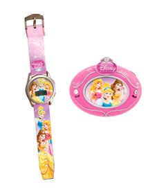 Conjunto-Princesas-Disney---Kit-Real-Radio-e-Relogio---Candide