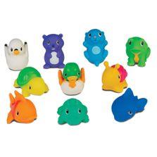 Brinquedo-de-Banho---Bichinhos-do-Lago---10un---Munchkin