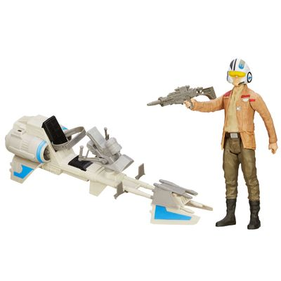 Veiculo-com-Boneco---Star-Wars---Episodio-VII---Speeder-Bike---Hasbro-1