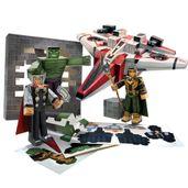 Playset-para-Montar---Avengers---48-Pecas---Blueprints
