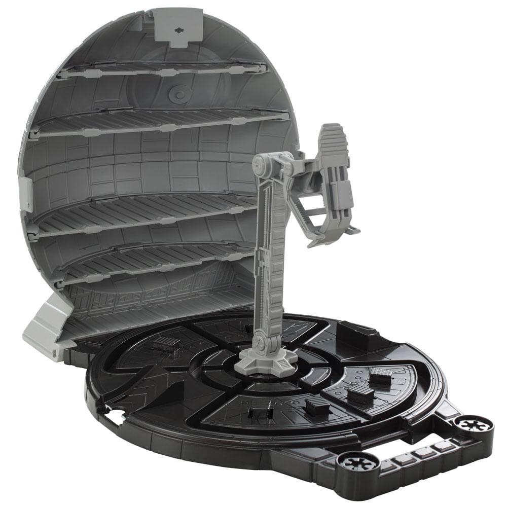 Porta Naves Estrela da Morte - Hot Wheels - Star Wars - Mattel - Disney