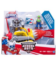 Playset-Transformers-Rescue-Bots---Playskool---Tunnel-Rescue-Drill---Hasbro