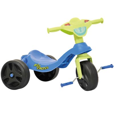 Triciclo-Kid-Cross---Azul---Bandeirante