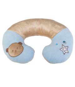 Protetor-de-Pescoco-Pequeno---Urso-Azul---KaBaby