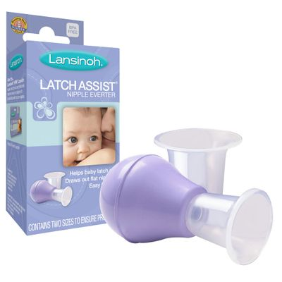 Corretor-de-Mamilos-Latch-Assist---Lansinoh
