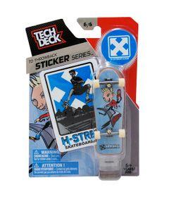 Skate-de-Dedo-Tech-Deck-H-Street-6-6-Sticker-Series-Multikids