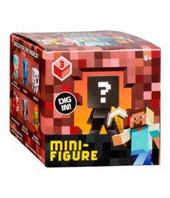 Mini-Figura-Surpresa---Serie-3---Minecraft---Mattel