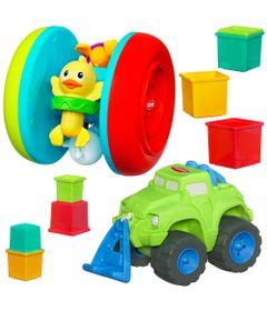 100110458-Patinho-Gira-Gira-Blocos-de-Encaixar-Carrinho-que-Vibra-Rumblin-Playskool-Hasbro