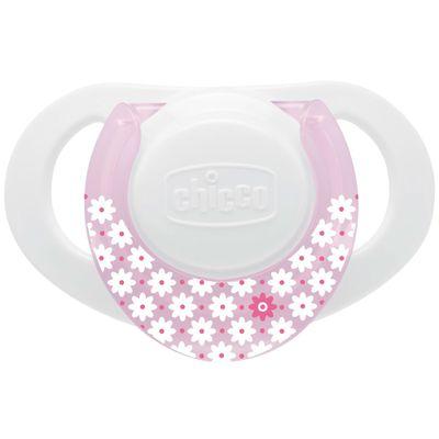 Chupeta Ring - Rosa - N 1 - 0 Meses - Chicco