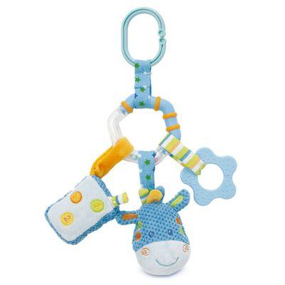 Chocalho---Chaveirinho-de-Pelucia-Baby---Azul---Buba