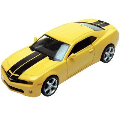 Carrinho-Super-Marcas---Chevrolet-Camaro-Amarelo---DTC