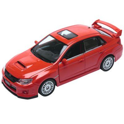 Carrinho-Super-Marcas---Subaru-WRX-STI-Vermelho---DTC
