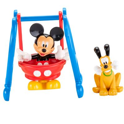 Pack-com-2-Figuras---Mickey-Mouse-Clubhouse---Balanco-do-Mickey---Fisher-Price