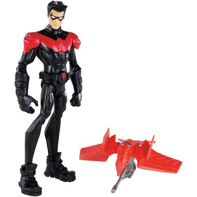 Boneco-Batman---Power-Attack---Nightwing---Mattel