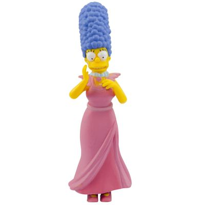 Mini-Figura---Os-Simpsons---5-cm---Marge-Bouvier---Multikids