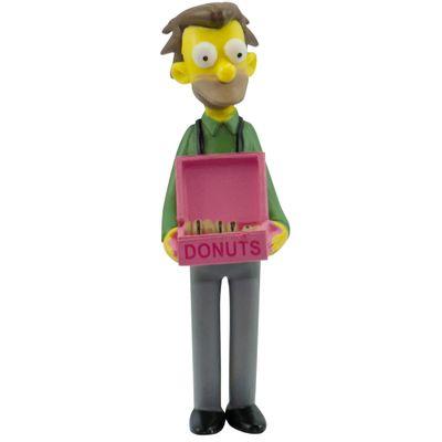 Mini-Figura---Os-Simpsons---5-cm---Lenny---Multikids