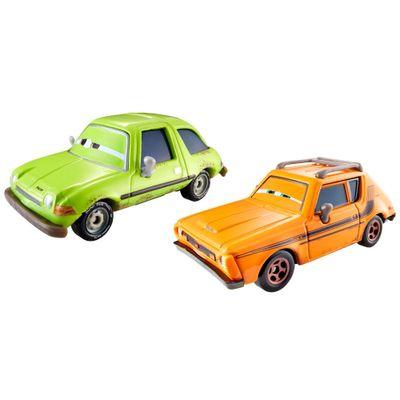 Veiculos-Hot-Wheels---Disney-Cars-2---Pack-com-2-Veiculos---Grem-e-Acer---Mattel