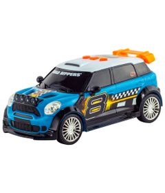 Carro-Road-Rippers---Skidders---Mini-Coutryman-WRC-Azul---DTC