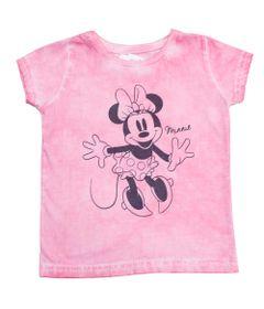 Blusa-Manga-Curta---Minnie---Rosa---Disney