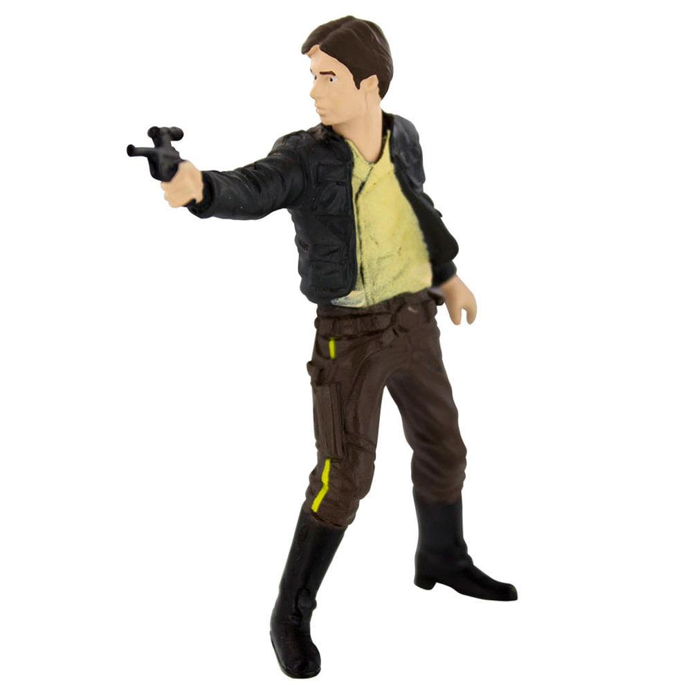 Chaveiro Star Wars - Han Solo - Multikids - Disney