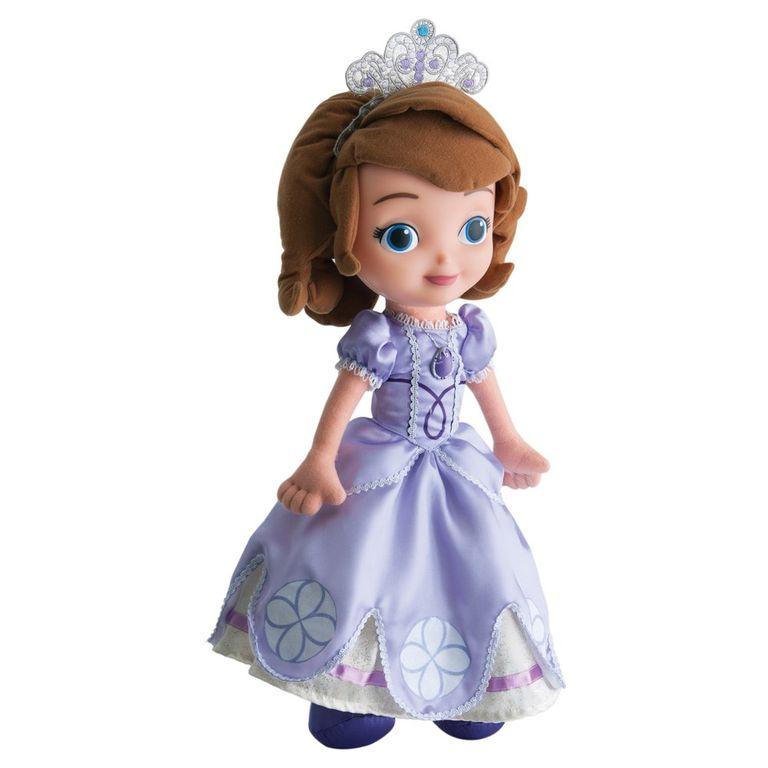 Kit Carrinho Com Boneca Princesinha Sofia Multibrink Disney
