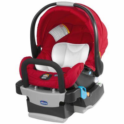 Bebê Conforto com Redutor Removível de 0 à 13kg- Key Fit Fire - Chicco