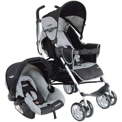 Travel-System-Cross---Cinza---Kiddo