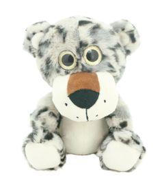 Pelucia-Animais-Selvagens-Visionarios---Tigre-Cinza---20-cm---Bee-Me-Toys