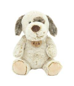 Pelucia-Animais-Simpaticos-da-Fazenda---Cachorro---26-cm---Bee-Me-Toys