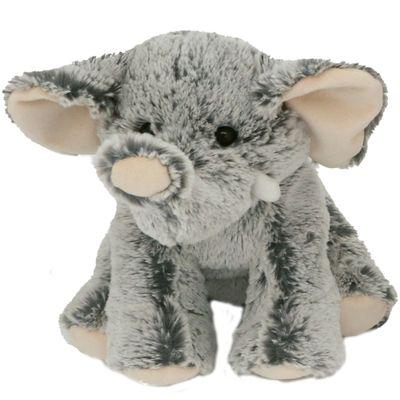 Pelucia-Animais-Sentados---Elefantinho---21-cm---Bee-Me-Toys