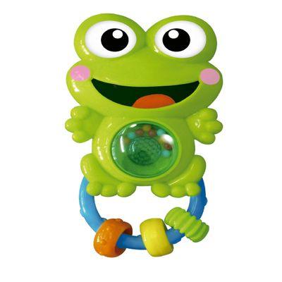 Chaveiro-Animais-Baby---Sapo---Bee-Me-Toys